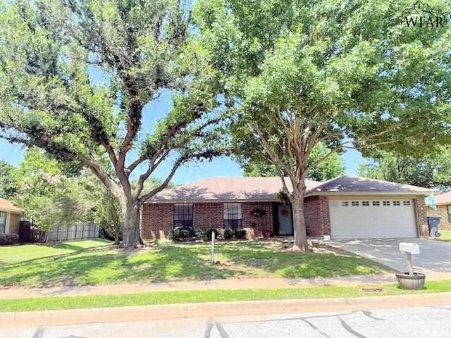 4814 K-Mart Drive, Wichita Falls, TX 76308 (MLS #161329) :: Bishop Realtor Group