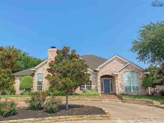 8 Warwick Court, Wichita Falls, TX 76309 (MLS #161332) :: Bishop Realtor Group