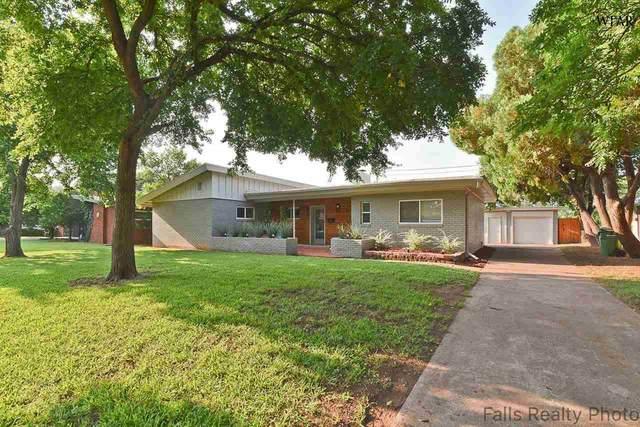 1577 Carol Lane, Wichita Falls, TX 76302 (MLS #161334) :: Bishop Realtor Group