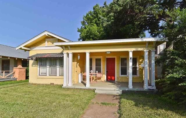 1312 Kemp Boulevard, Wichita Falls, TX 76309 (MLS #161343) :: Bishop Realtor Group