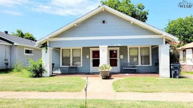 2206 8TH STREET, Wichita Falls, TX 76301 (MLS #161344) :: Bishop Realtor Group