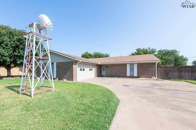 2314 Rockhill Road, Wichita Falls, TX 76306 (MLS #161348) :: WichitaFallsHomeFinder.com