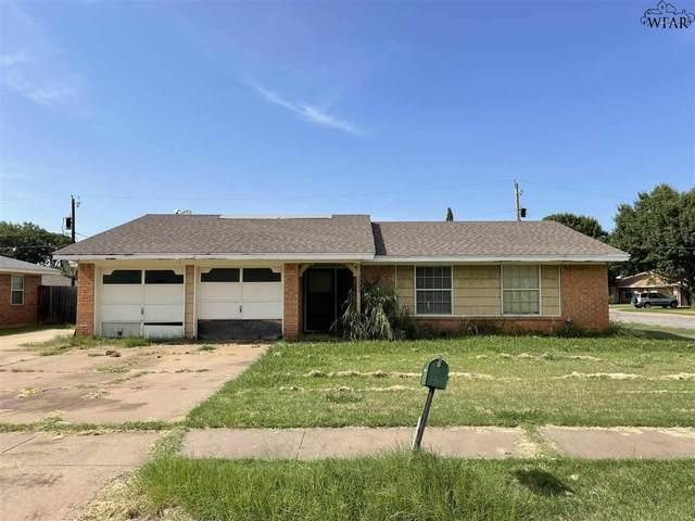 2800 Blanco Street, Wichita Falls, TX 76308 (MLS #161352) :: Bishop Realtor Group