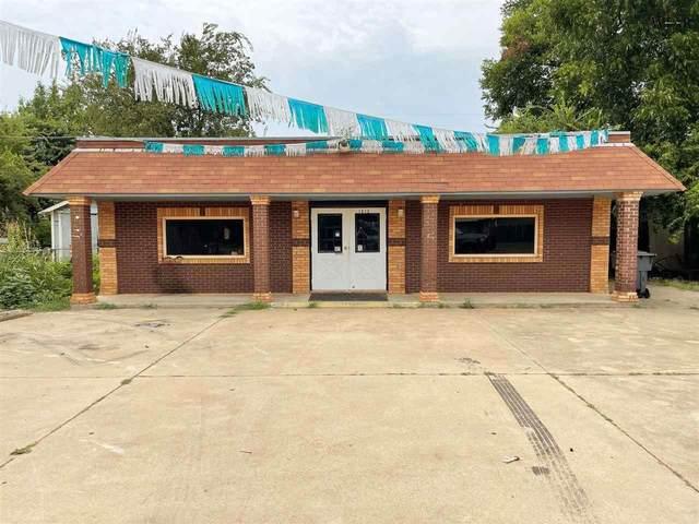 1512 Harrison Street, Wichita Falls, TX 76309 (MLS #161357) :: Bishop Realtor Group