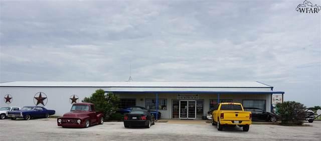 7592 Seymour Highway, Wichita Falls, TX 76310 (MLS #161358) :: Bishop Realtor Group