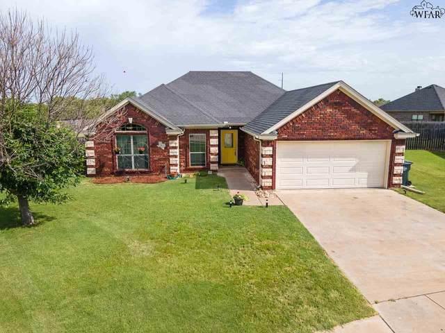 4 Jayden Court, Wichita Falls, TX 76302 (MLS #161361) :: Bishop Realtor Group