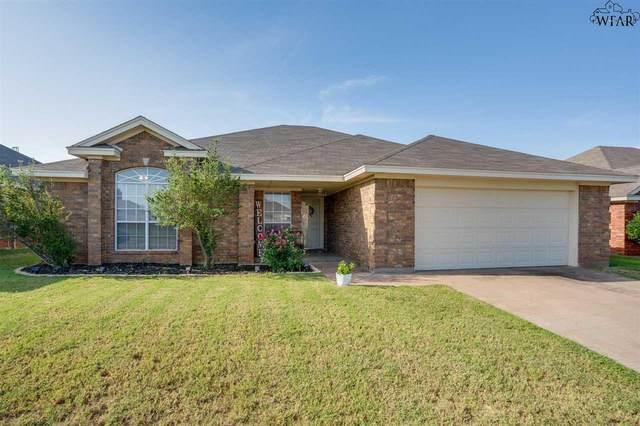 6047 Laci Lane, Wichita Falls, TX 76310 (MLS #161367) :: Bishop Realtor Group