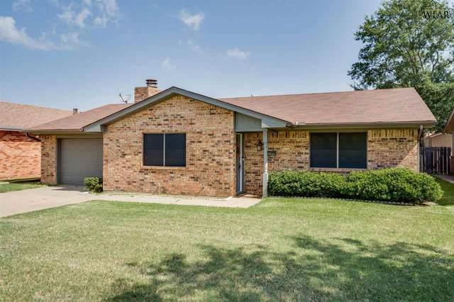 1512 Aldrich Avenue, Wichita Falls, TX 76302 (MLS #161372) :: WichitaFallsHomeFinder.com