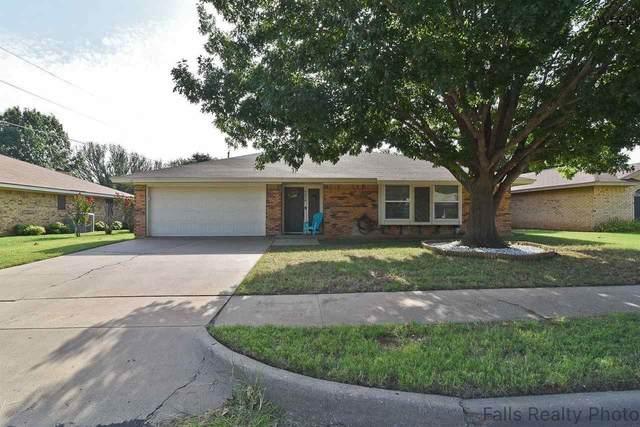4609 W Misty Valley Street West, Wichita Falls, TX 76310 (MLS #161374) :: WichitaFallsHomeFinder.com