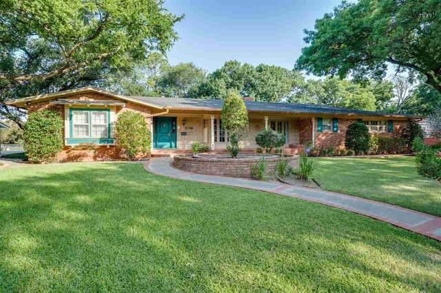 3708 Cedar Elm Lane, Wichita Falls, TX 76308 (MLS #161380) :: WichitaFallsHomeFinder.com