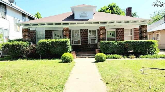 1719 Elizabeth Avenue, Wichita Falls, TX 76301 (MLS #161382) :: WichitaFallsHomeFinder.com