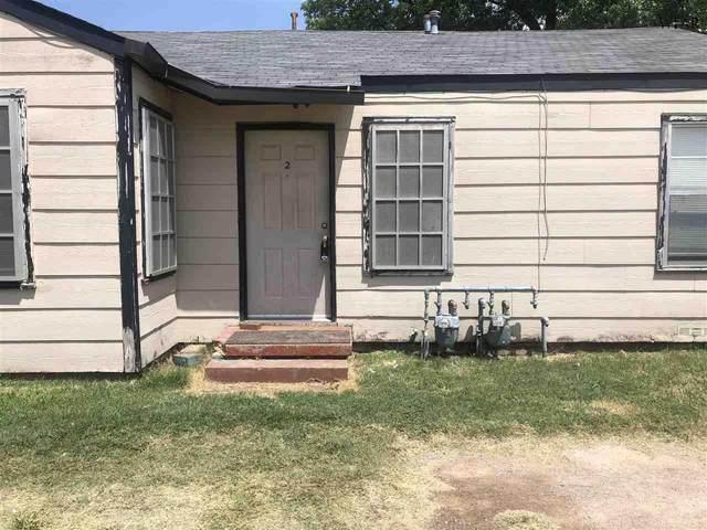 2152 Avenue F, Wichita Falls, TX 76309 (MLS #161383) :: Bishop Realtor Group