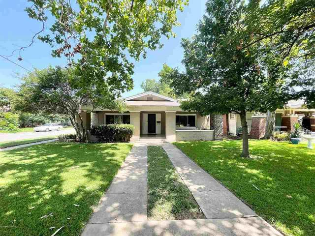 1826 Huff Street, Wichita Falls, TX 76301 (MLS #161384) :: WichitaFallsHomeFinder.com