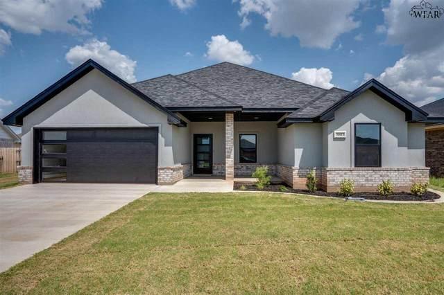 5003 High Cliff, Wichita Falls, TX 76310 (MLS #161395) :: Bishop Realtor Group