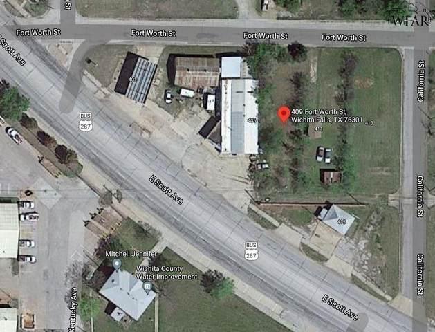 409 Fort Worth Street, Wichita Falls, TX 76301 (MLS #161400) :: Bishop Realtor Group