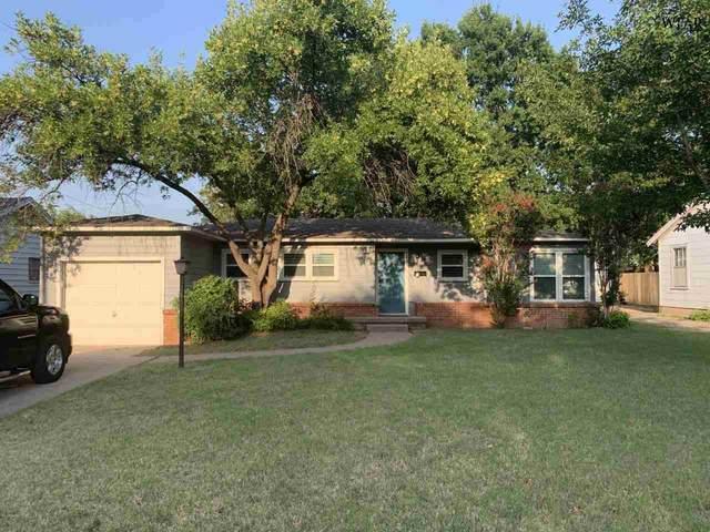 4731 Alamo Drive, Wichita Falls, TX 76302 (MLS #161401) :: Bishop Realtor Group