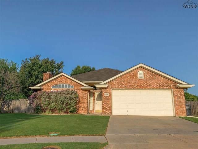 2 Trinidad Court, Wichita Falls, TX 76310 (MLS #161403) :: Bishop Realtor Group