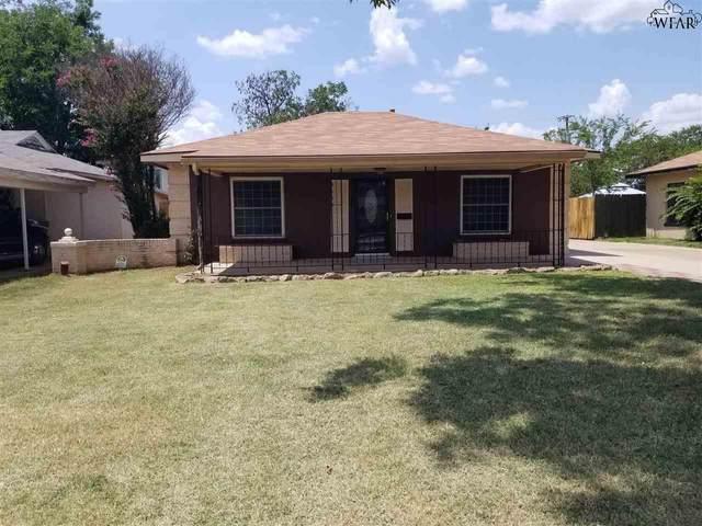 3106 Sherwood Lane, Wichita Falls, TX 76308 (MLS #161404) :: Bishop Realtor Group