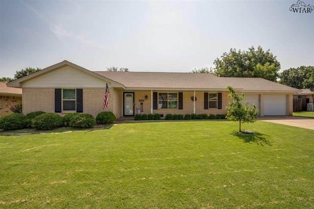 3515 Marigold Lane, Wichita Falls, TX 76308 (MLS #161406) :: Bishop Realtor Group