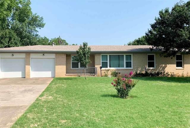 4106 Seymour Road, Wichita Falls, TX 76309 (MLS #161411) :: Bishop Realtor Group