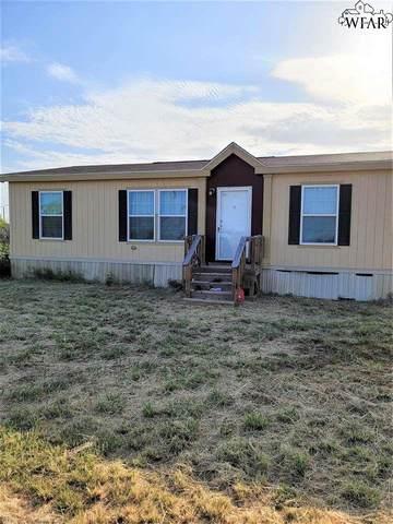 11746 Mcfall Road, Iowa Park, TX 76367 (MLS #161412) :: Bishop Realtor Group