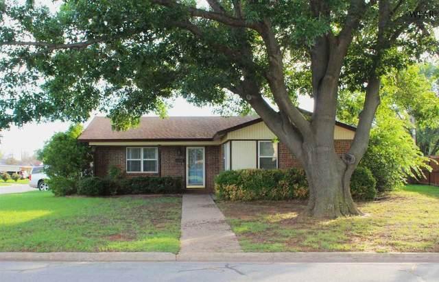 1118 Ruby Road, Burkburnett, TX 76354 (MLS #161413) :: Bishop Realtor Group