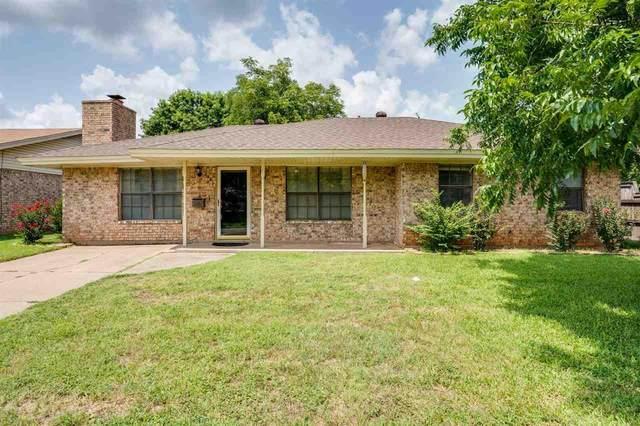 4106 Moffett Avenue, Wichita Falls, TX 76308 (MLS #161415) :: Bishop Realtor Group