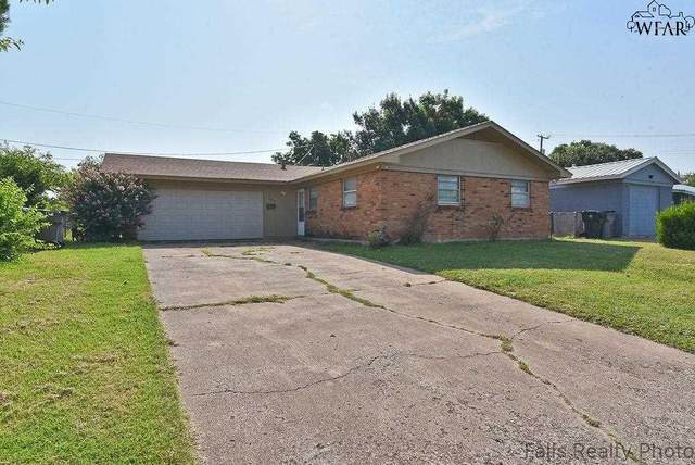 1603 Parkdale Drive, Wichita Falls, TX 76306 (MLS #161416) :: Bishop Realtor Group
