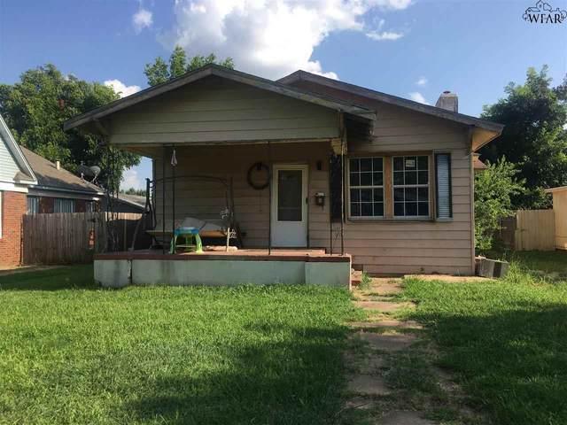 1826 Elizabeth Avenue, Wichita Falls, TX 76301 (MLS #161418) :: Bishop Realtor Group