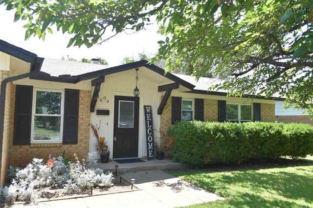 4609 Tammy Drive, Wichita Falls, TX 76306 (MLS #161419) :: WichitaFallsHomeFinder.com