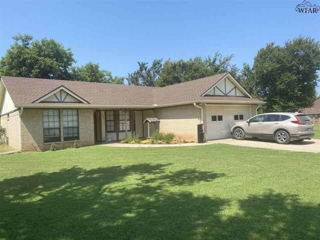 309 N Belmont Street, Petrolia, TX 76377 (MLS #161420) :: WichitaFallsHomeFinder.com