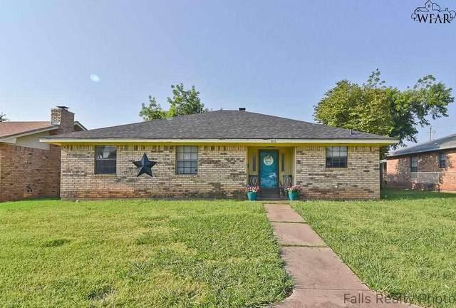 3005 Abbott Avenue, Wichita Falls, TX 76308 (MLS #161421) :: Bishop Realtor Group