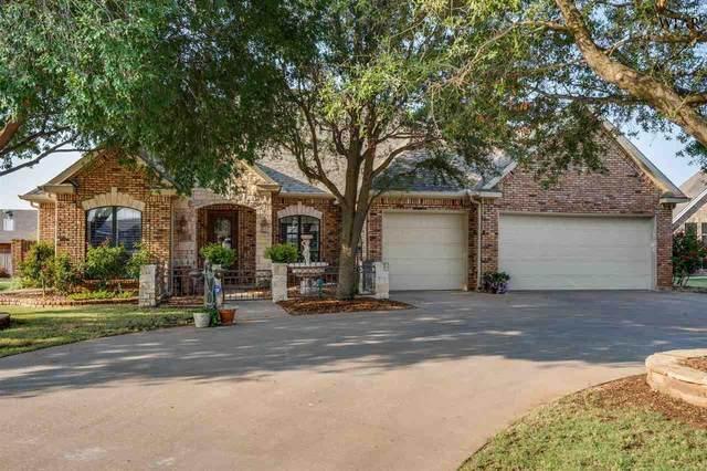 7 Andrea Court, Iowa Park, TX 76367 (MLS #161430) :: Bishop Realtor Group