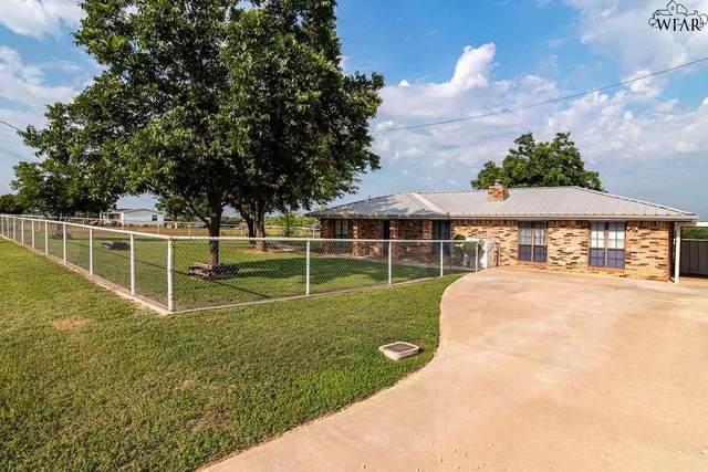 492 Homestead Lane, Wichita Falls, TX 76305 (MLS #161432) :: Bishop Realtor Group