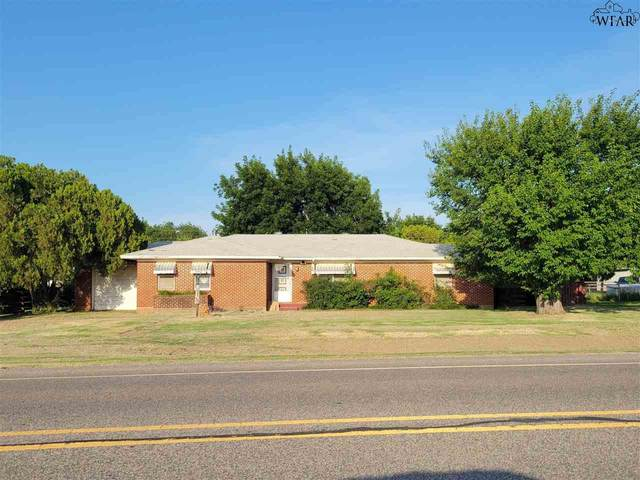 616 S Bailey Street, Electra, TX 76360 (MLS #161447) :: WichitaFallsHomeFinder.com