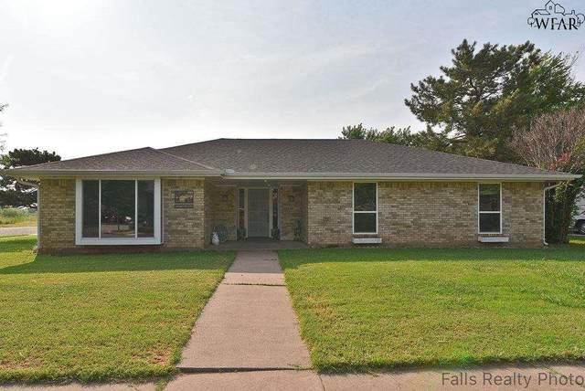 5607 Greentree Avenue, Wichita Falls, TX 76306 (MLS #161449) :: WichitaFallsHomeFinder.com