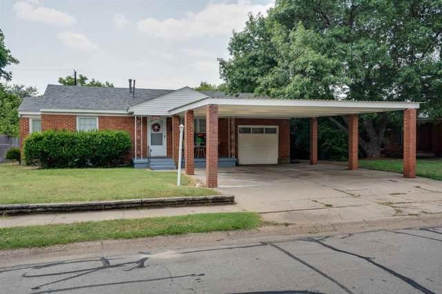 4316 Boren Avenue, Wichita Falls, TX 76308 (MLS #161468) :: Bishop Realtor Group