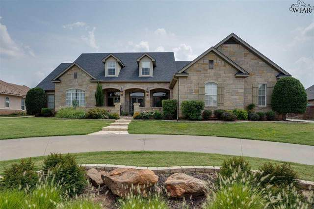 1408 Tanglewood Drive, Wichita Falls, TX 76309 (MLS #161481) :: Bishop Realtor Group
