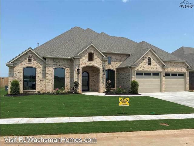 5334 Waterford Drive, Wichita Falls, TX 76310 (MLS #161502) :: Bishop Realtor Group