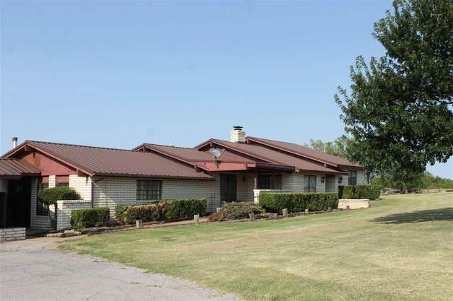 2445 Wranglers Retreat, Wichita Falls, TX 76310 (MLS #161528) :: Bishop Realtor Group