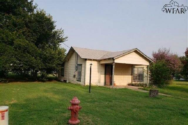 511 N Alcott Avenue, Iowa Park, TX 76367 (MLS #161542) :: Bishop Realtor Group
