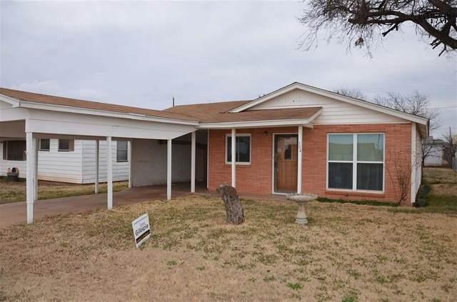 304 Avenue B, Electra, TX 76360 (MLS #161584) :: WichitaFallsHomeFinder.com