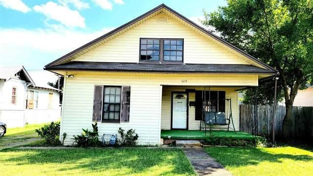 1619 Elizabeth Avenue, Wichita Falls, TX 76301 (MLS #161633) :: Bishop Realtor Group