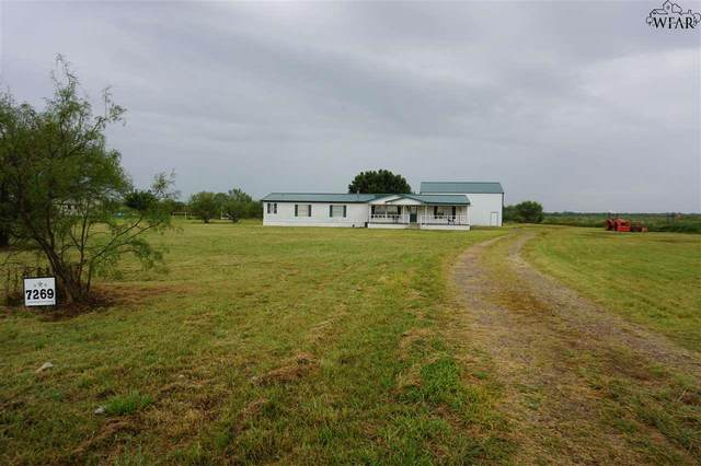 7269 Fm 1206, Iowa Park, TX 76367 (MLS #161649) :: Bishop Realtor Group