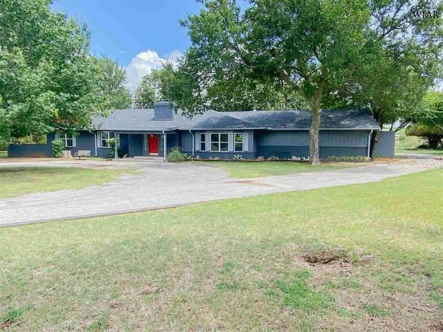 5047 Turkey Ranch Road, Wichita Falls, TX 76310 (MLS #161690) :: Bishop Realtor Group