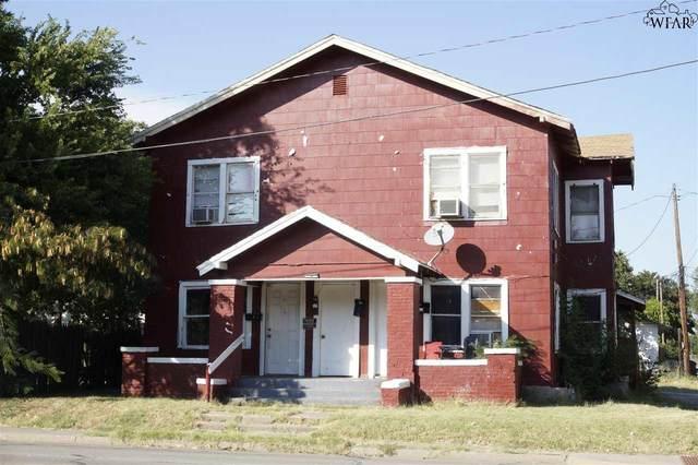 3006 Avenue K, Wichita Falls, TX 76309 (MLS #161694) :: WichitaFallsHomeFinder.com