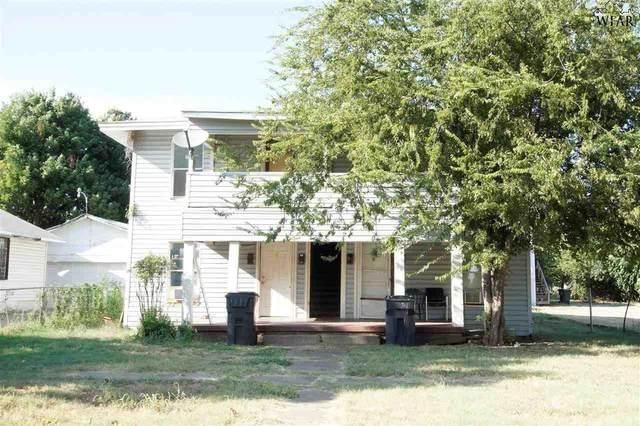 1910 & 1908 8TH STREET, Wichita Falls, TX 76301 (MLS #161697) :: WichitaFallsHomeFinder.com