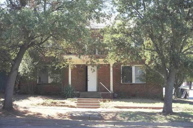 700 Warford Street, Wichita Falls, TX 76301 (MLS #161698) :: WichitaFallsHomeFinder.com