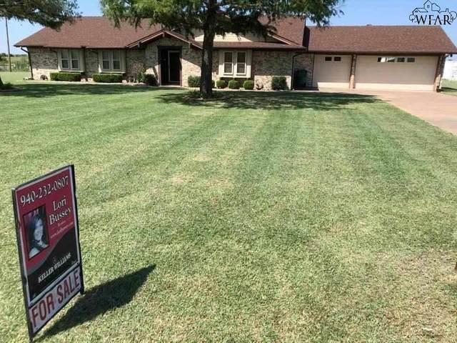 8047 Carriage Lane, Wichita Falls, TX 76305 (MLS #161707) :: Bishop Realtor Group