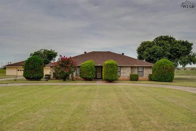 1708 City View Drive, Wichita Falls, TX 76306 (MLS #161717) :: Bishop Realtor Group